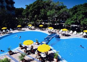 HOTEL SEVILLA Havana POOL