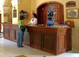Hotel Del Tejadillo havana lobby