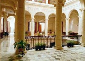 Hotel Palacio O'Farrill Havana interior