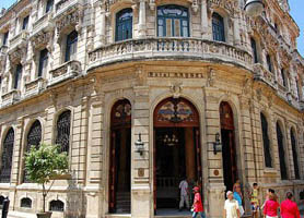 Hotel Raquel Havana cuba