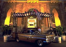 Hotel Sevilla Havana Entrance