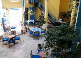 Old Havana hotel beltran de santa cruz