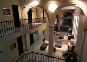 Palacio del Marques de San Felipe y Santiago de Bejucal interior