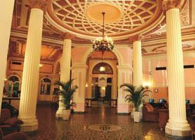 Hotel Plaza Havana Lobby