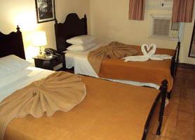 Hotel Plaza Havana rooms