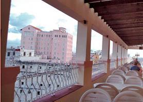 Hotel Plaza Havana views