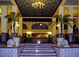 Hotel Sevilla Havana Lobby