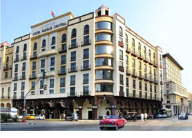 Iberostar PARQUE CENTRAL Old Havana