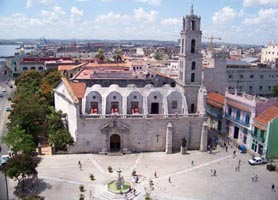 Palacio del Marqués de San Felipe y Santiago de Bejucal plaza