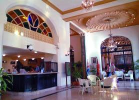 Hotel Inglaterra Old Havana